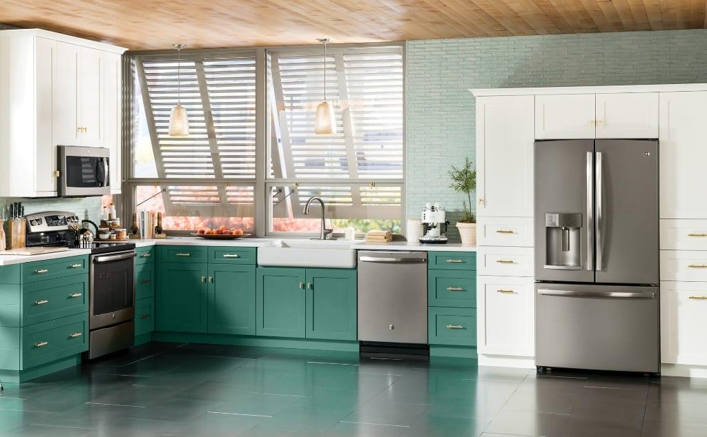 custom color kitchen in arizona