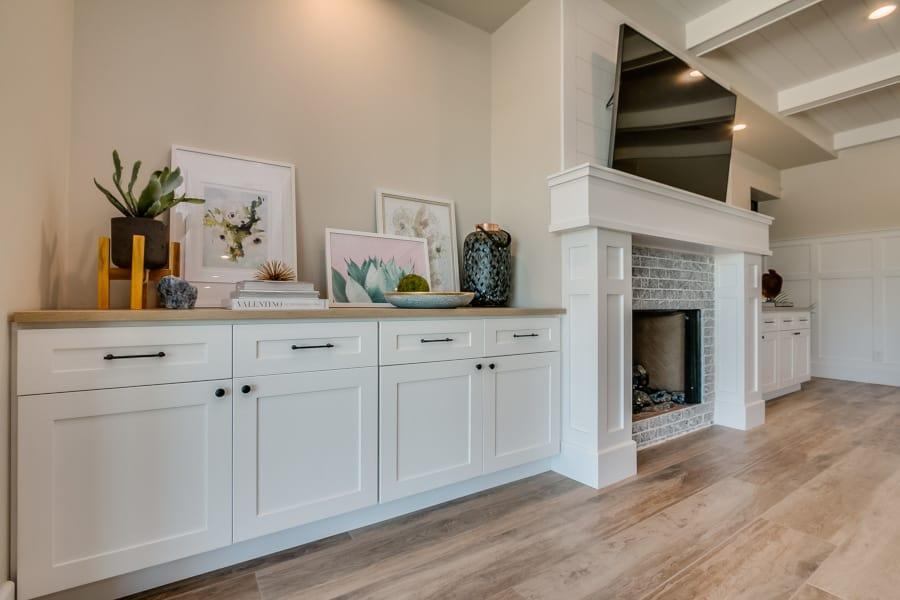 kitchen cabinet white shaker in arizona