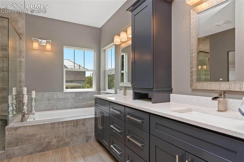custom bathroom cabinets in phoenix