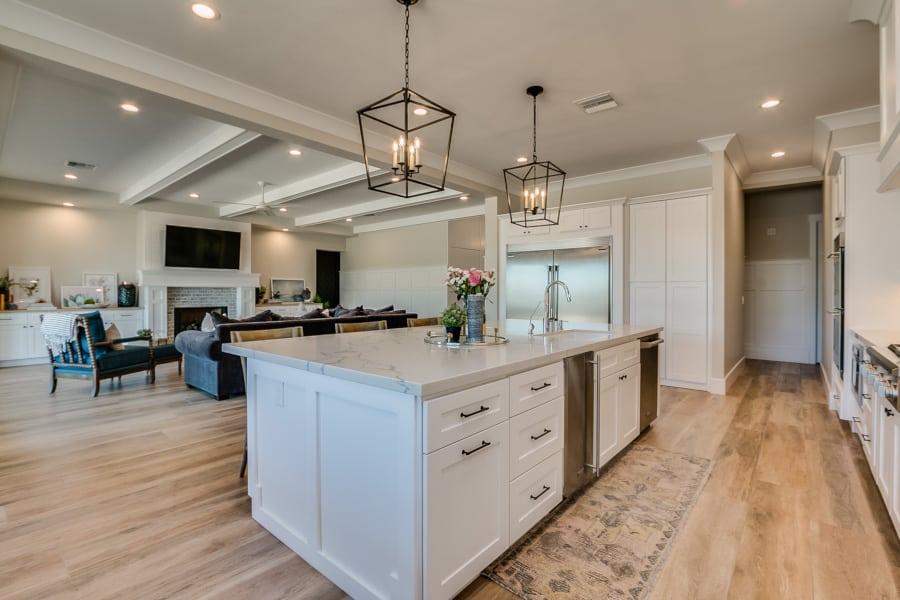 white island kitchen cabinets in arizona