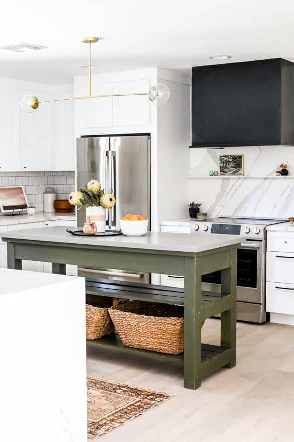 semi custom kitchen cabinets near me
