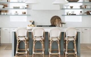 Open Kitchen Shelves Phoenix AZ