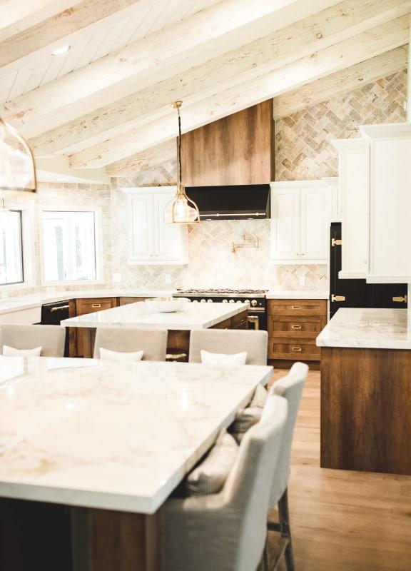 Madera custom kitchen cabinets