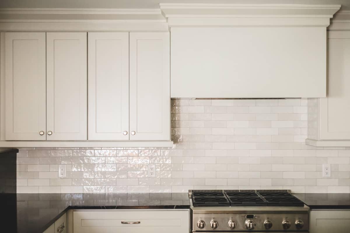 kitchen cabinets by Madera