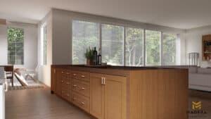 Arizona custom cabinets design