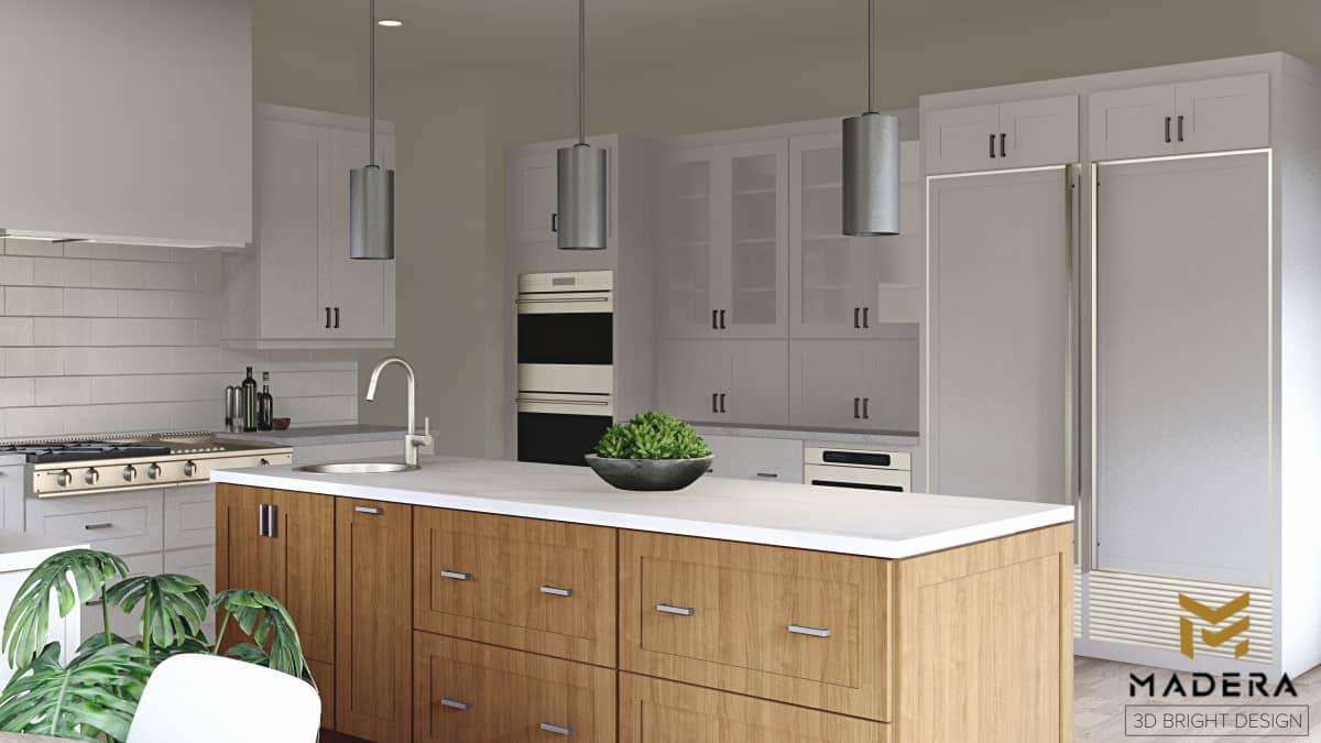 Arizona custom cabinets kitchen